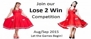 Lose2Win Competition Aug Sep 2015 2