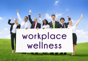 Workplace wellness with Dr Arien