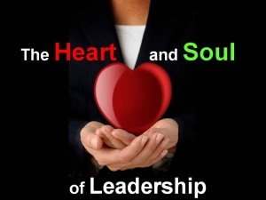 The heart and soul of leadership