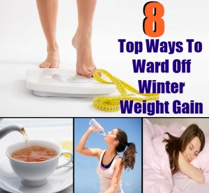 Tips for winter weight gain