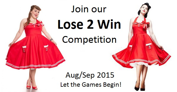 Lose2Win Competition Aug Sep 2015